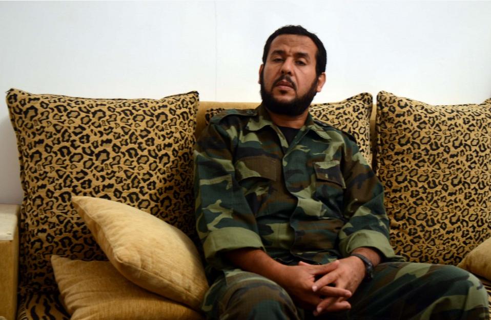 Belhadj lleva su captura a los tribunales