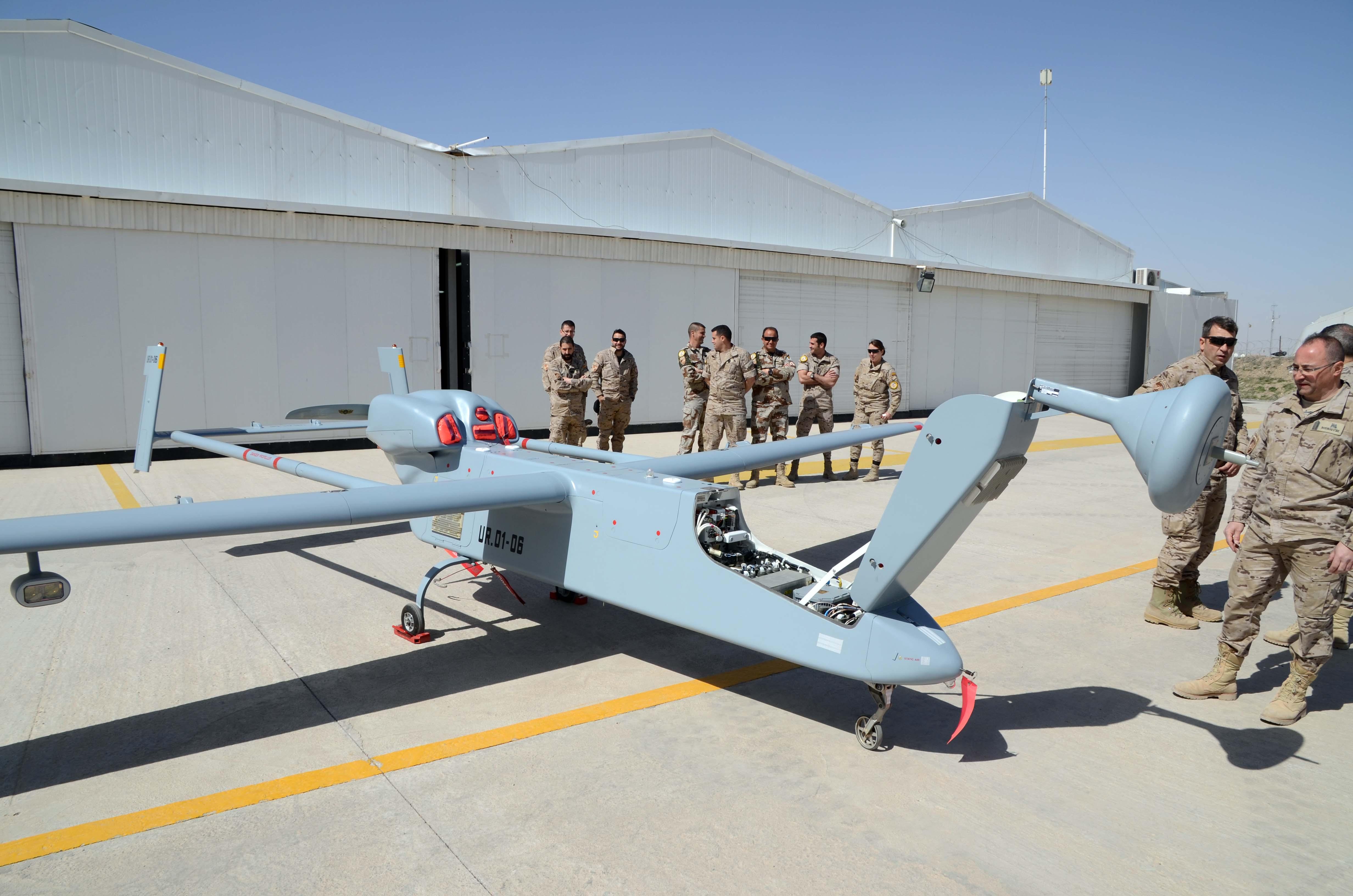 Irán desnuda el dron americano