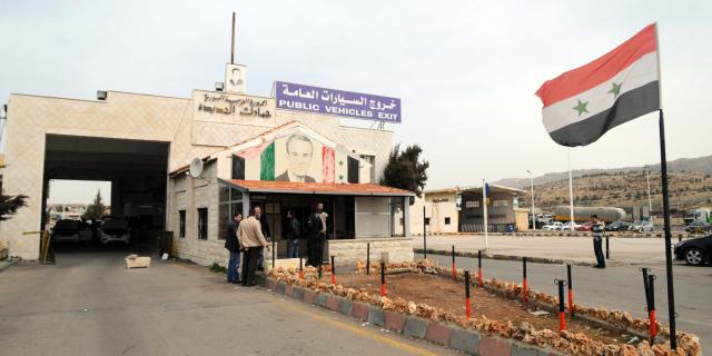 La última frontera del régimen