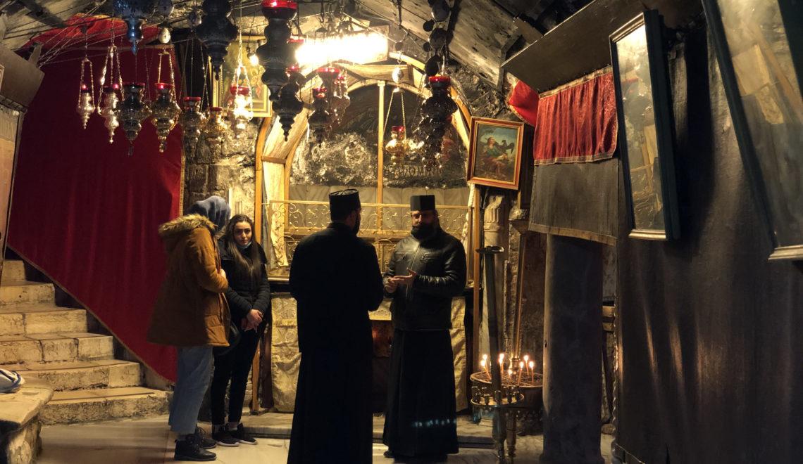 Navidad sin peregrinos en Belén